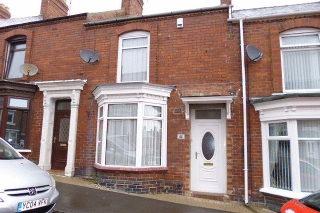 Thumbnail Terraced house to rent in Durham Street, Bishop Auckland