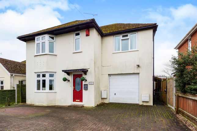 Thumbnail Detached house for sale in Bournemouth Road, Charlton Marshall, Blandford Forum
