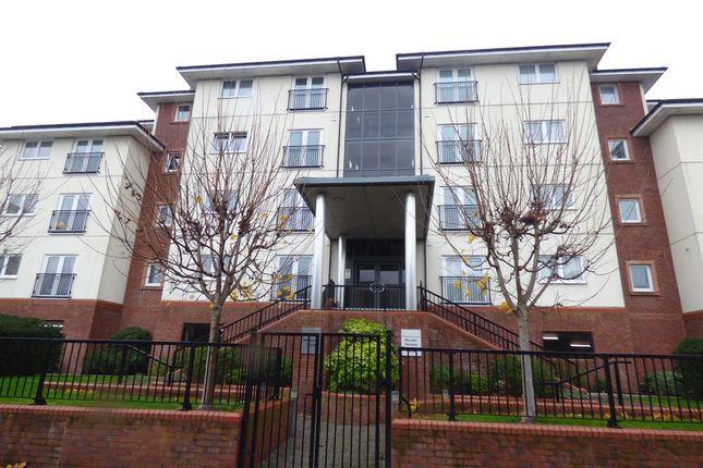 Thumbnail Flat for sale in Milbourne Street, Carlisle