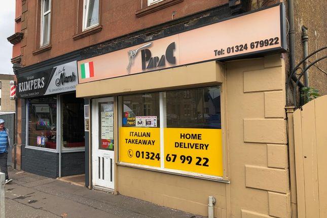 Thumbnail Retail premises to let in Davids Loan, Falkirk
