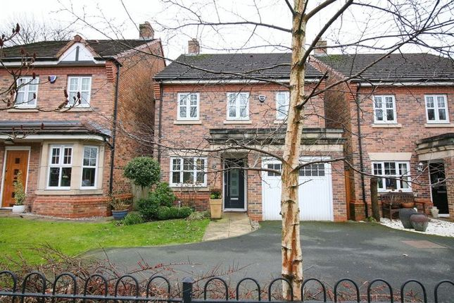 Thumbnail Detached house for sale in Edge Fold Road, Walkden, Manchester