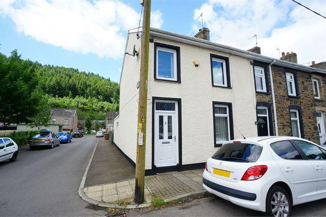 End terrace house for sale in Tredegar Street, Cross Keys, Newport