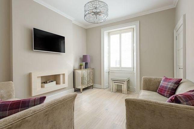 Thumbnail Flat to rent in Rose Street, Edinburgh