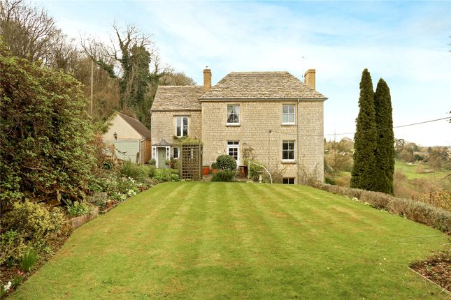 Thumbnail Detached house for sale in Gloucester Road, Edge, Gloucestershire