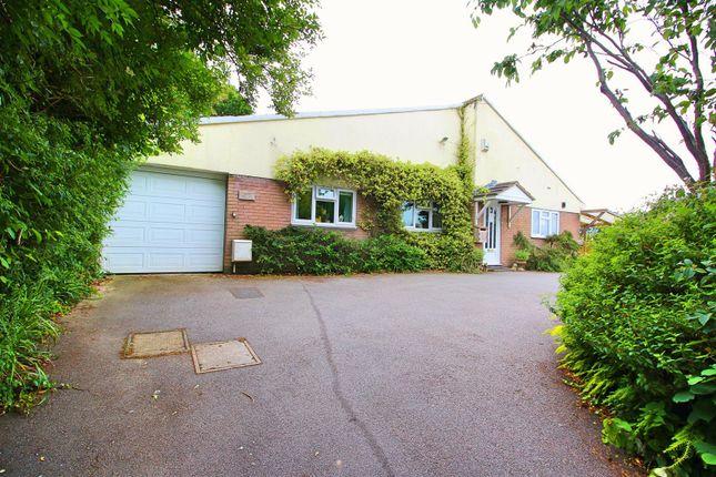 Thumbnail Detached bungalow for sale in Virgins Lane, Battle