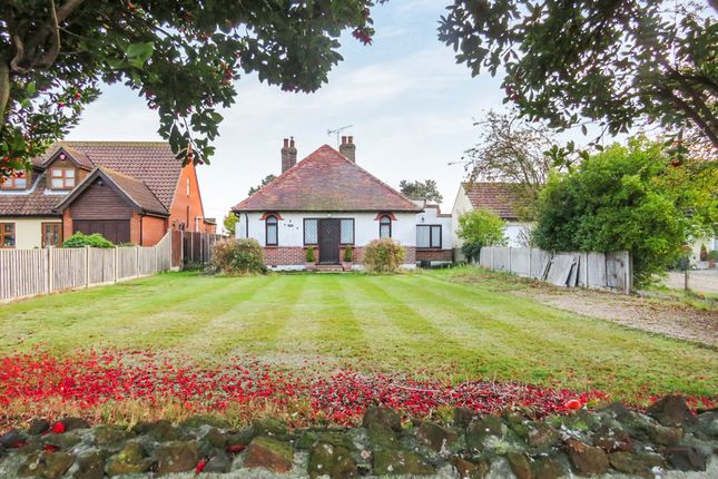 Thumbnail Detached bungalow for sale in Dumont Avenue, St. Osyth, Clacton-On-Sea