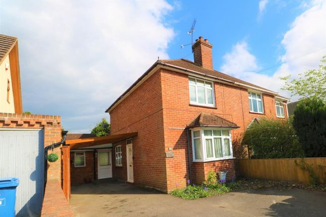 Thumbnail Semi-detached house for sale in Park Road, Sandhurst
