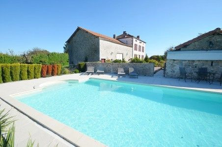 Thumbnail Property for sale in St-Mathieu, Haute-Vienne, France