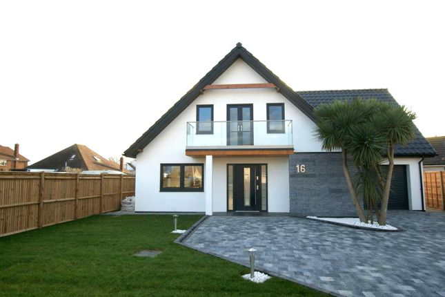 Thumbnail Detached house for sale in Eastoke Avenue, Hayling Island