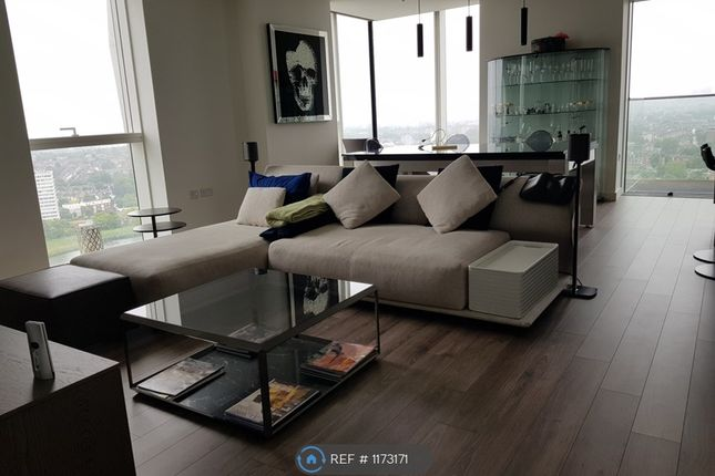 Thumbnail Flat to rent in Skyline Apartments, London