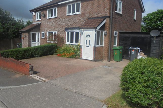 Thumbnail Semi-detached house to rent in Oakridge, Thornhill, Cardiff