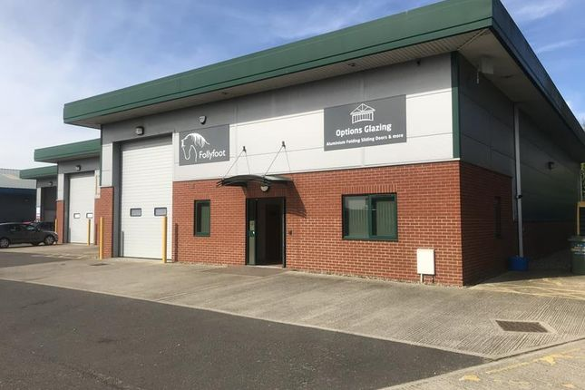 Thumbnail Light industrial to let in Unit 6, Chestnut Drive, Wymondham Business Park, Wymondham, Norfolk