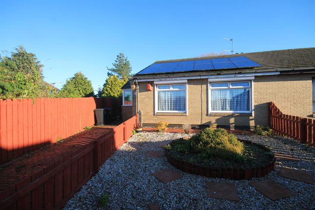Thumbnail Semi-detached bungalow for sale in Westerton View, Coundon, Bishop Auckland