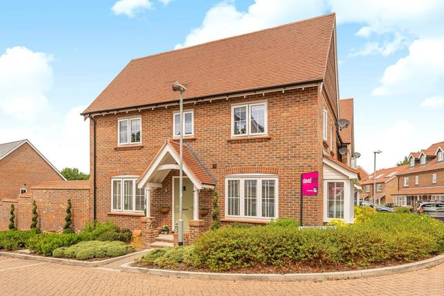 Thumbnail End terrace house for sale in Buchanan Way, Binfield