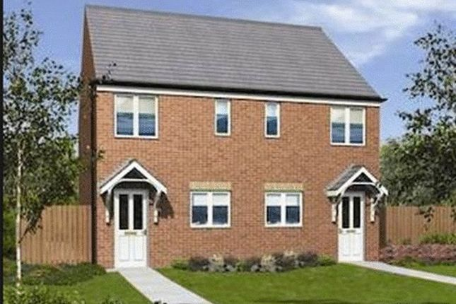 Thumbnail Semi-detached house for sale in Vulcan Park Way, Newton-Le-Willows