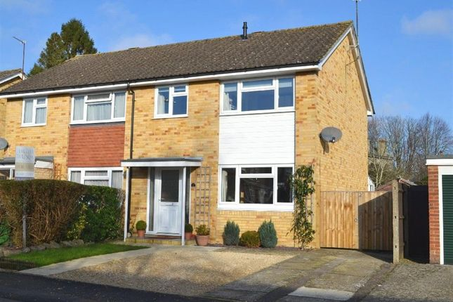 3 bedroom semi-detached house for sale in Amberley Close, Newbury, West Berkshire