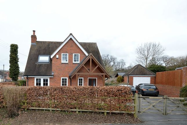 Thumbnail Detached house for sale in Wychwood Drive, Hunt End, Redditch
