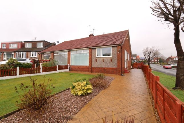 Thumbnail Bungalow for sale in Shanklin Close, Denton, Manchester