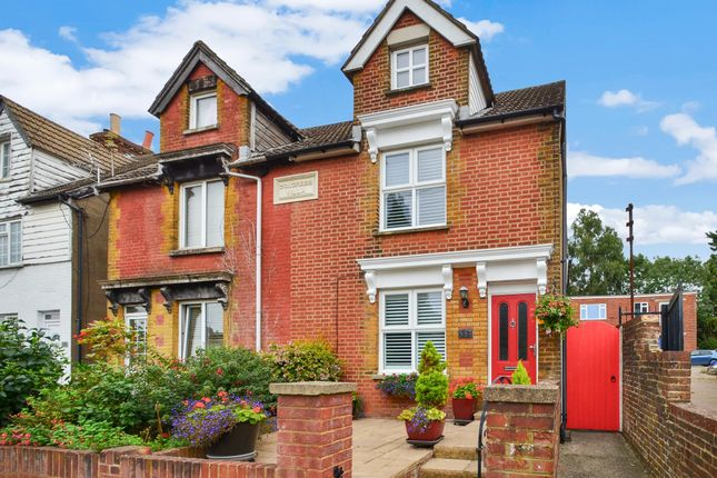 Thumbnail Semi-detached house for sale in Loose Road, Loose, Maidstone