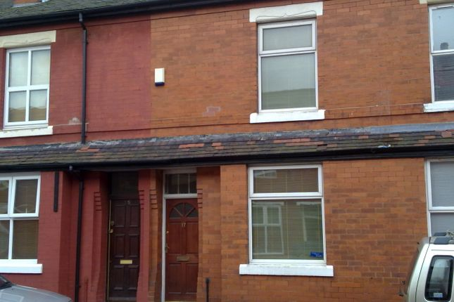 Thumbnail Terraced house for sale in Henbury Street, Rusholme, Manchester