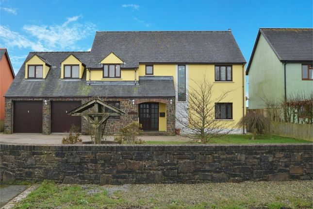 Thumbnail Detached house for sale in Hayscastle, Haverfordwest, Pembrokeshire
