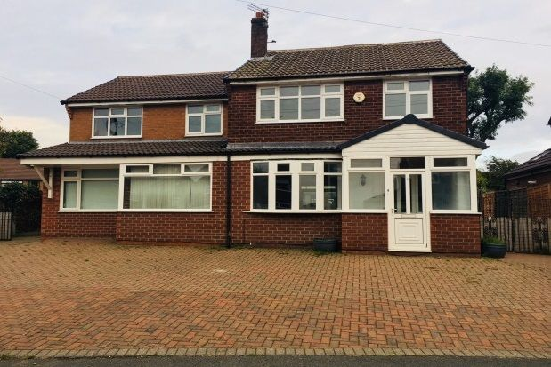 Thumbnail Detached house to rent in Welch Road, Hyde