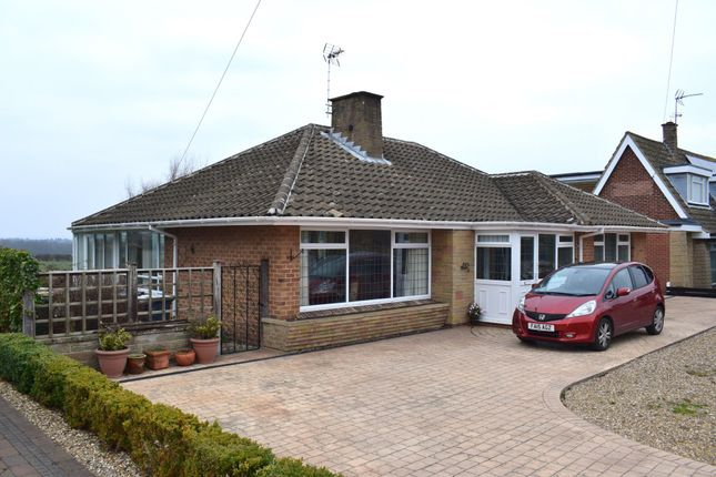 Thumbnail Detached bungalow for sale in Franklin Drive, Tollerton