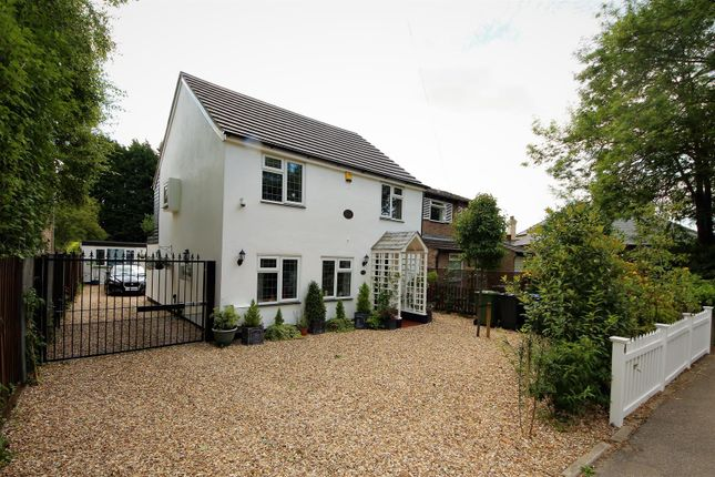 2 bed detached house for sale in High Street, Harston, Cambridge