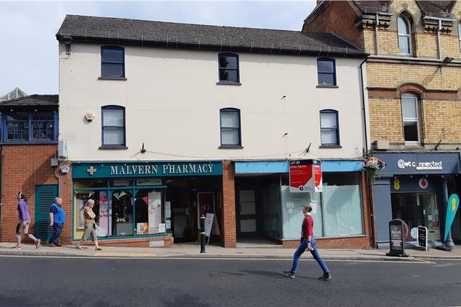Thumbnail Commercial property for sale in 73-77 Church Street, Malvern, Worcestershire