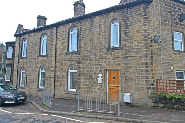Thumbnail Terraced house for sale in Sheffield Road, New Mill, Holmfirth