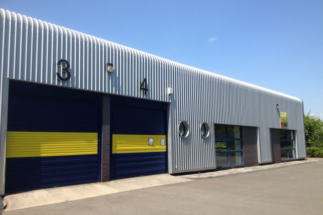 Thumbnail Industrial to let in Maritime Industrial Estate, Pontypridd, Rhondda Cynon Taff