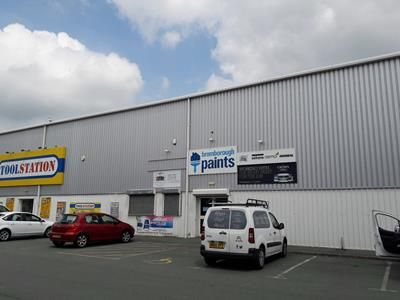 Thumbnail Light industrial to let in Unit 2 Chester Trade Park, Bumpers Lane, Chester