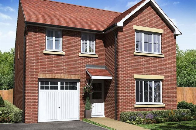 "Thumbnail Detached house for sale in ""The Keating"" at Laughton Road, Thurcroft, Rotherham"