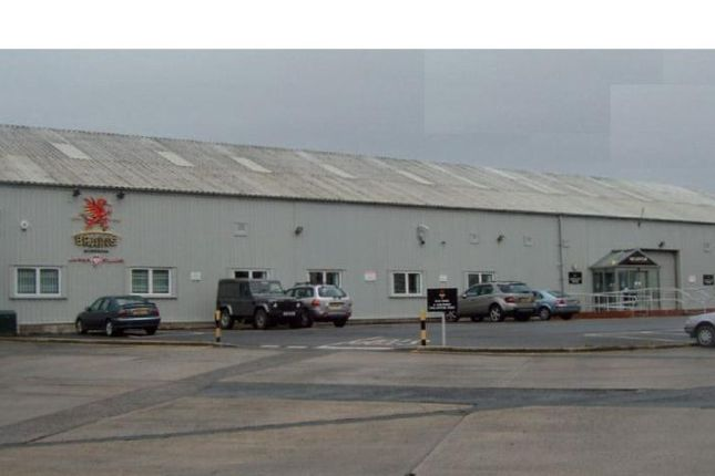 Thumbnail Industrial to let in Spring Gardens, Whitland
