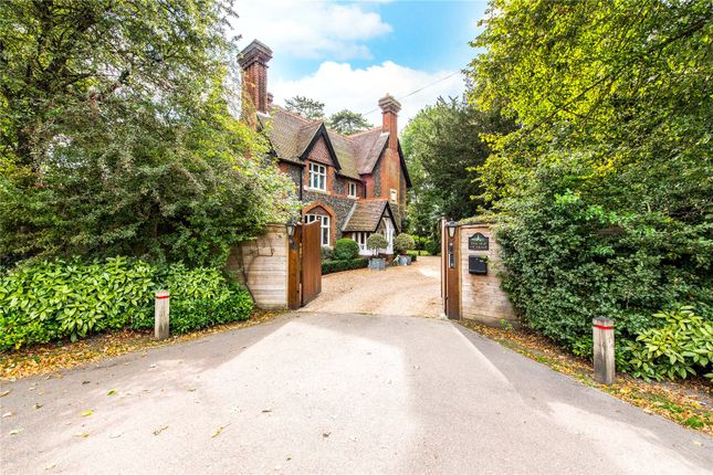 Thumbnail Detached house for sale in Langleybury, Kings Langley, Hertfordshire