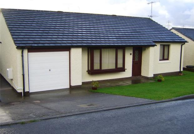 Thumbnail Detached bungalow for sale in Lowrey Close, Beckermet, Cumbria