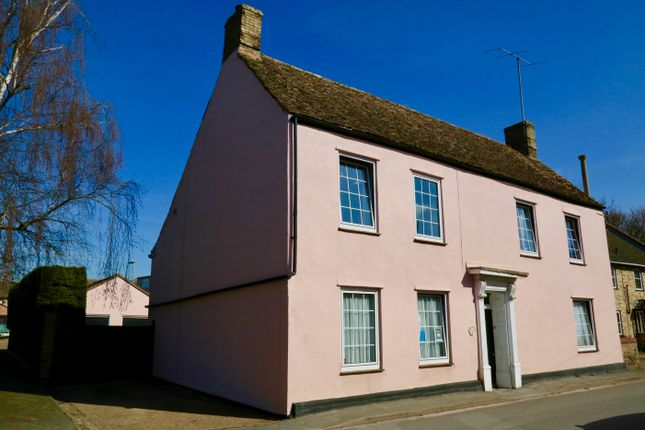 Thumbnail Detached house for sale in Fountain Lane, Soham, Cambs