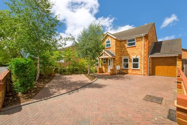 Thumbnail Detached house for sale in Tayberry Pad Brambleside, Kettering