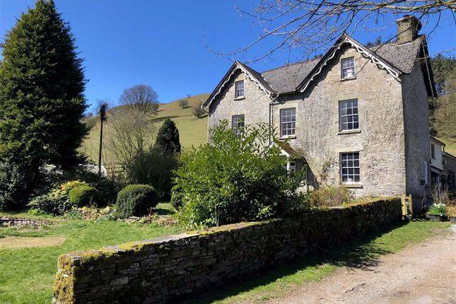 Thumbnail Detached house for sale in Llandeilo Graban, Builth Wells, Powys