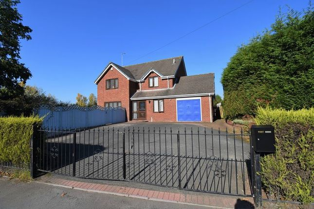Thumbnail Detached house for sale in The Orchard, Holyhead Road, Telford