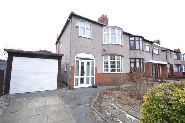Thumbnail Semi-detached house for sale in Abbeystead Road, Wavertree, Liverpool