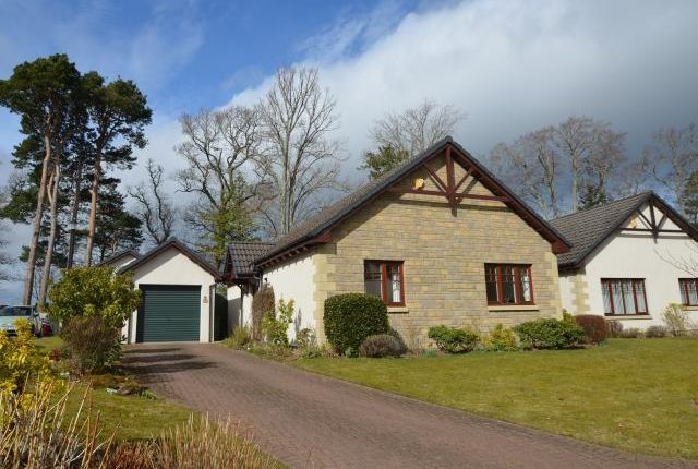 Thumbnail Bungalow for sale in 9 Grant Place, Firhall, Nairn