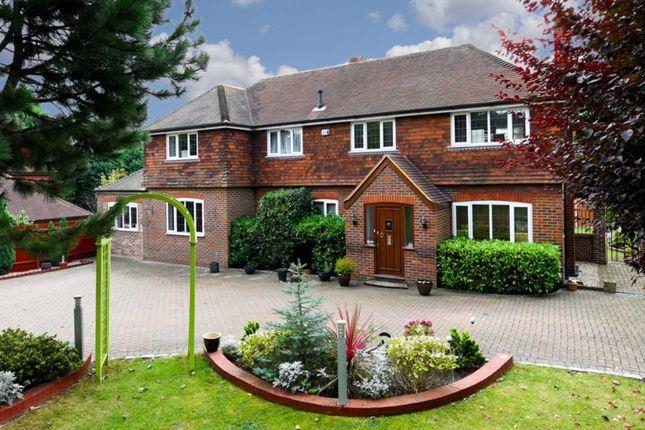 Thumbnail Detached house to rent in Epsom Road, Ewell, Epsom