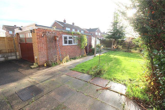 Rear Garden of Sancroft Road, Spondon, Derby DE21