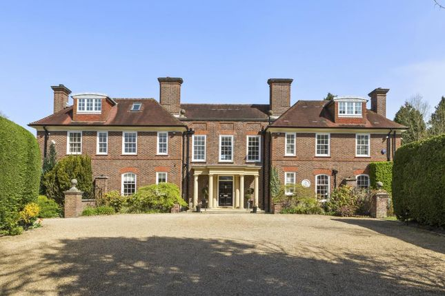 Thumbnail Detached house to rent in South Ridge, St Georges Hill, Weybridge