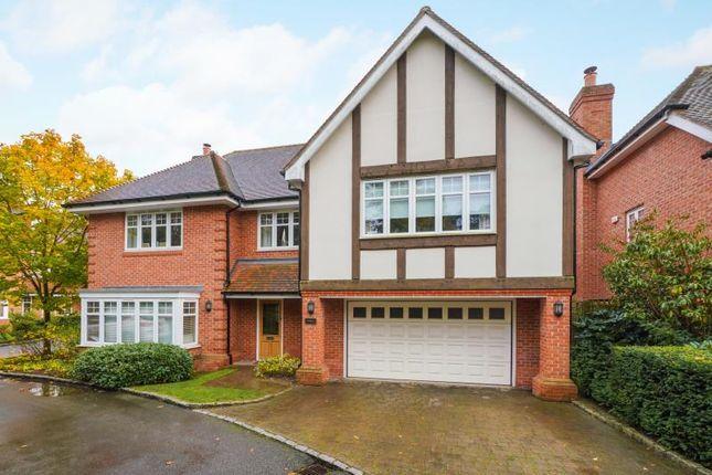 Terraced house to rent in Wrens Hill, Oxshott, Surrey