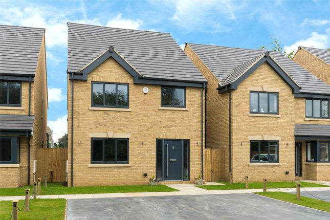 Thumbnail Detached house for sale in Rectory Close, Farnham Royal, Slough