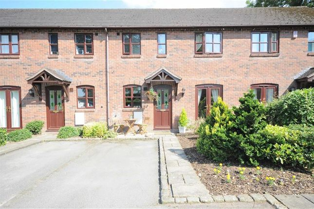 Thumbnail Town house for sale in Chestnut Drive, Yarnfield, Stone