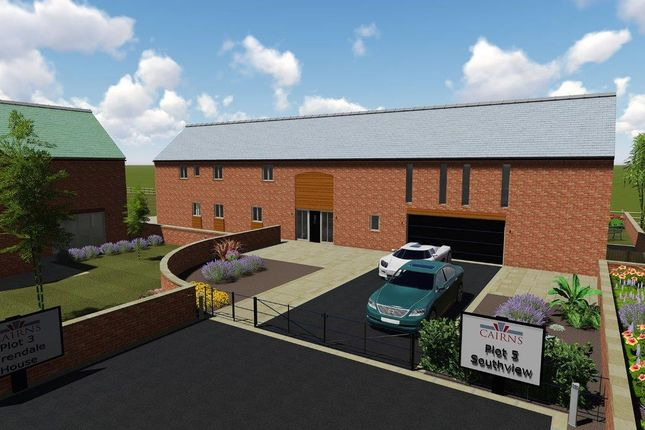 Thumbnail Property for sale in Southview (Plot 5)The Grange, Ashby Road, Rempstone, Loughborough