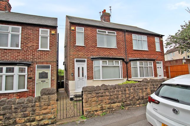 2 bed semi-detached house for sale in Sherbrook Road, Daybrook, Nottingham